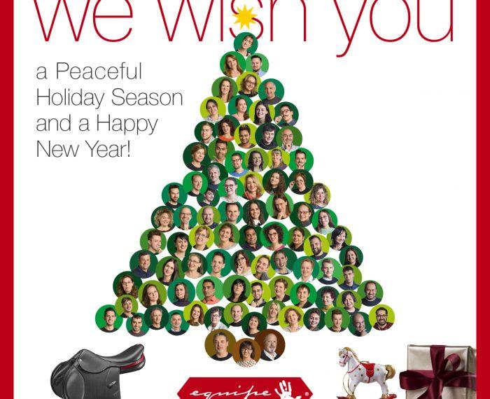 We wish you …