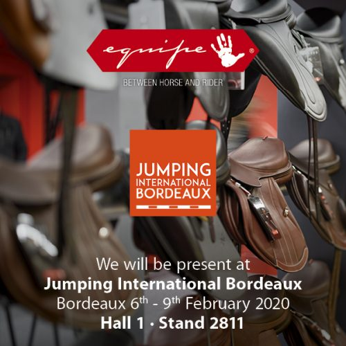 Selleria Equipe à Jumping International Bordeaux