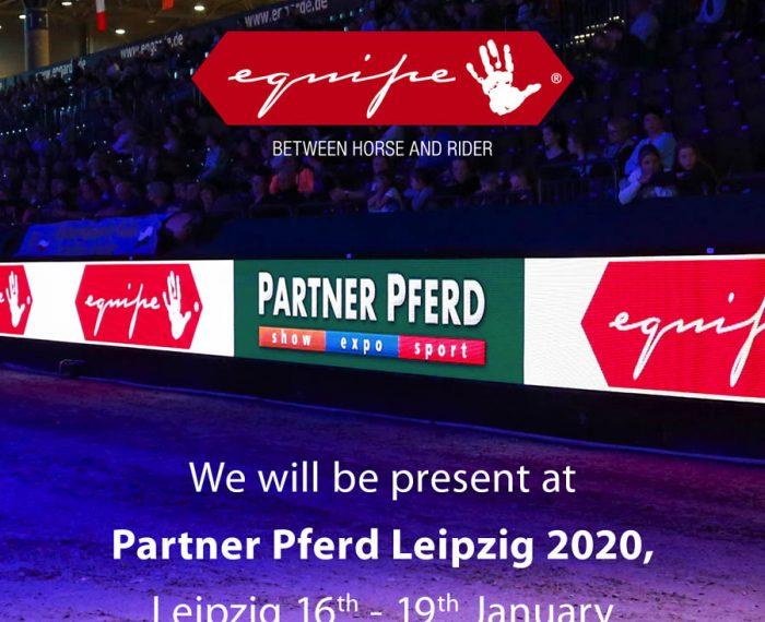 Selleria Equipe à Partner Pferd Leipzig 2020