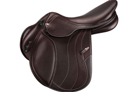 EK Allegra, the new jumping saddle by Equipe