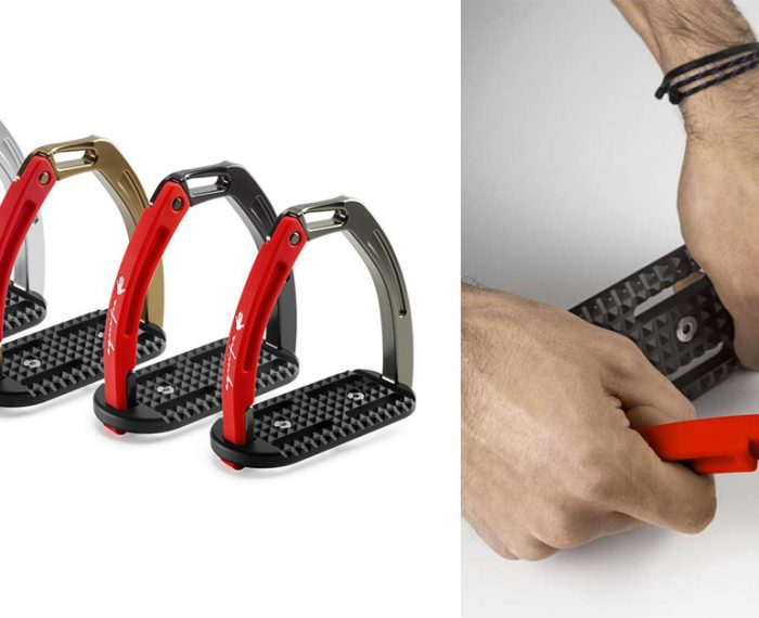 The new STAF14 safety stirrup